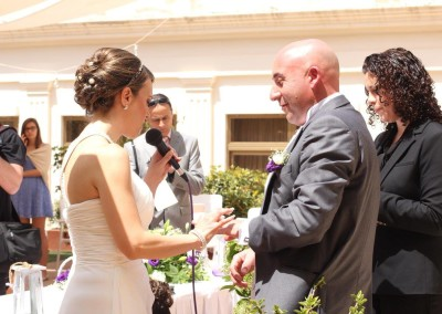 Mr & Mrs Azzopardi Wedding